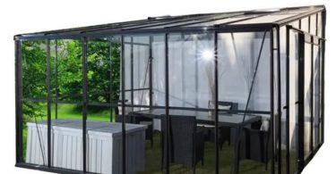 veranda en kit Devis